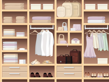 Szafa czy garderoba szafy i garderoby warszawa indomed - Comment fabriquer un dressing soi meme ...